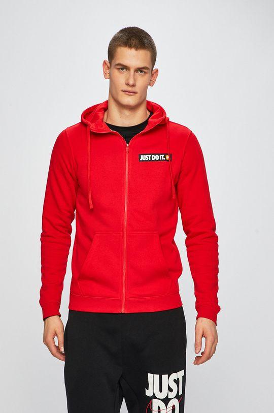 rosu Nike - Bluza De bărbați
