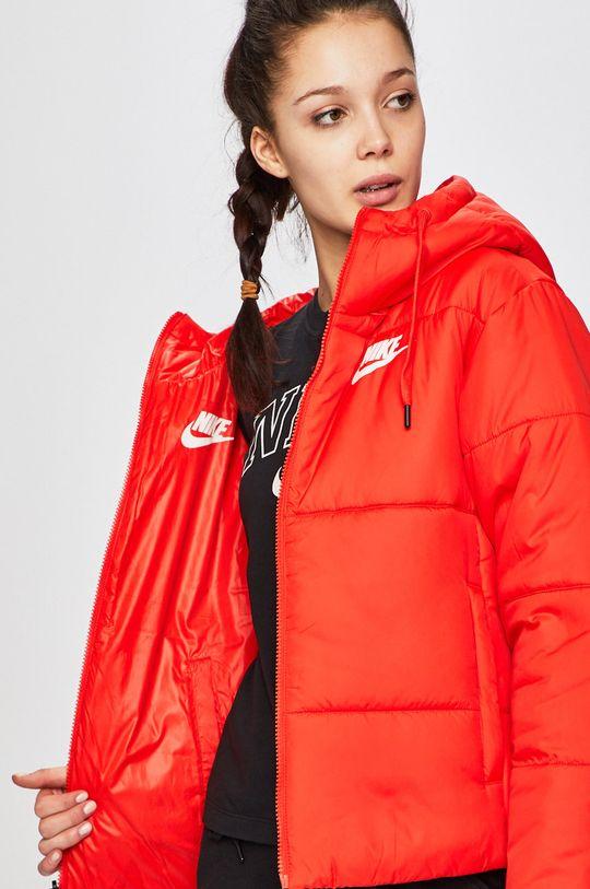 červená Nike - Bunda