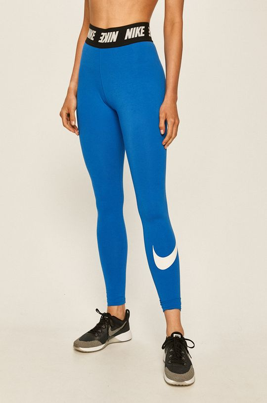 modrá Nike - Legíny Dámský
