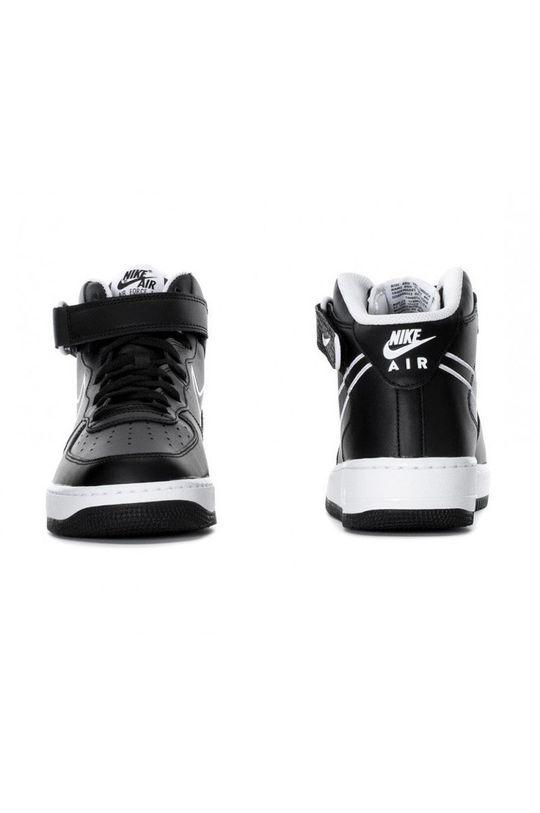 Nike - Boty Air Force 1 Mid 07 Lthr černá