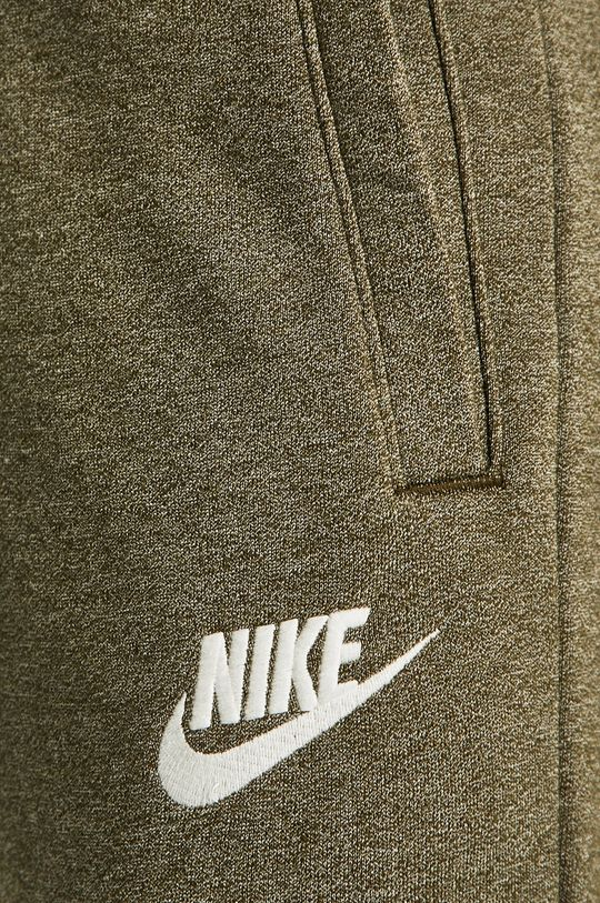 olivová Nike - Kalhoty