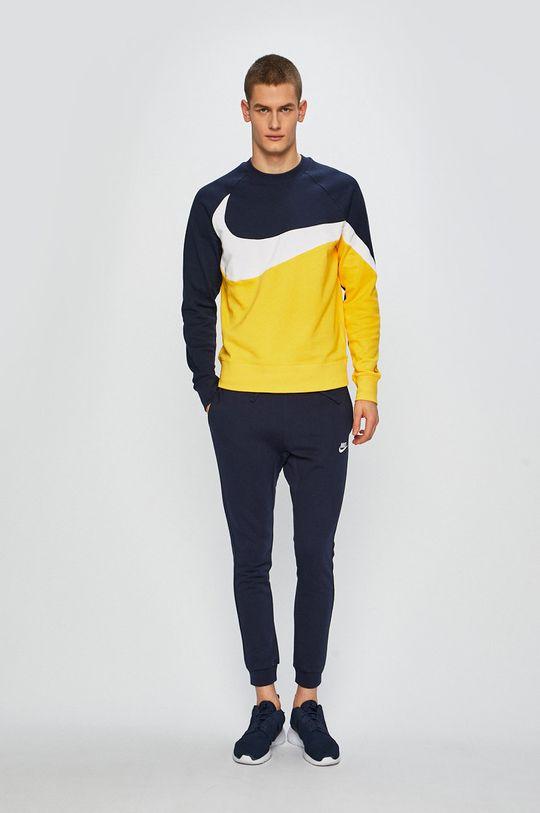 Nike - Kalhoty námořnická modř