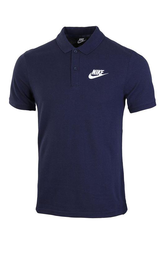 námořnická modř Nike - Polo tričko Pánský