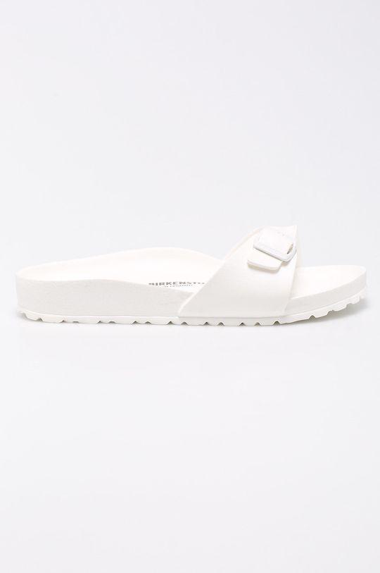 bílá Birkenstock - Pantofle Madrid Dámský