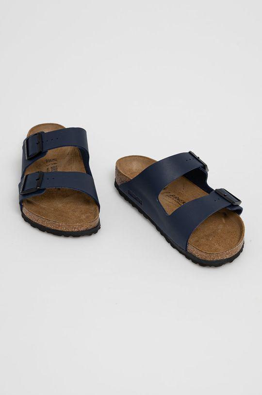 Birkenstock - Pantofle Arizona Navy tmavomodrá