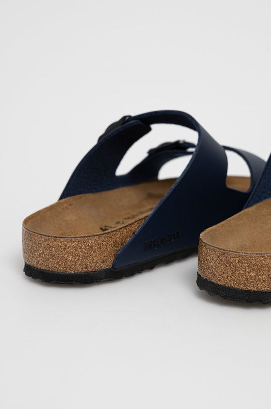 Birkenstock - Pantofle Arizona Navy <p>Svršek: syntetický materiál Vnitřek: přírodní kůže Podešev: syntetický materiál</p>