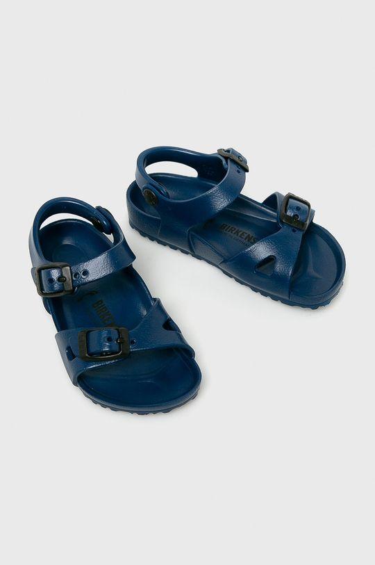 Birkenstock - Sandale copii bleumarin