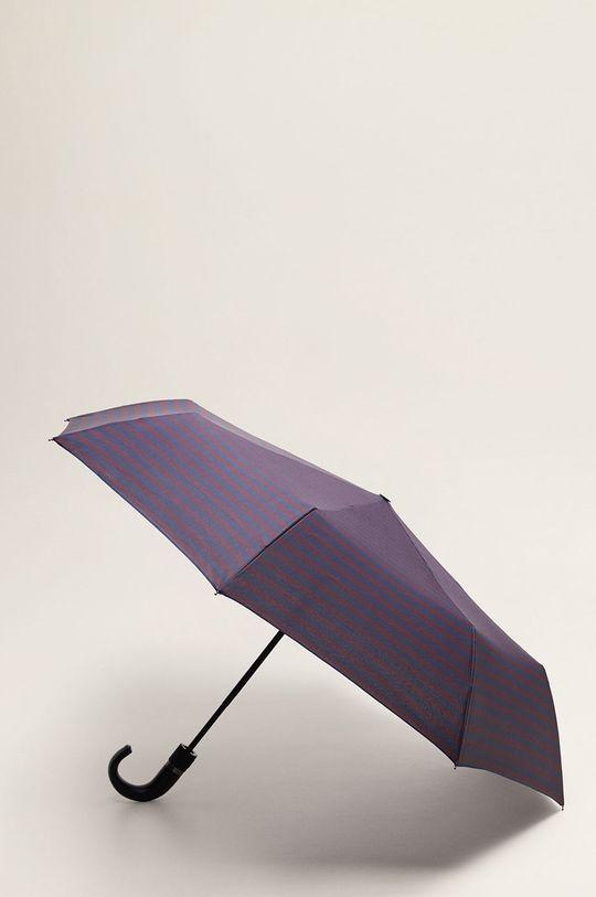 castan Mango Man - Umbrela Stripes De bărbați