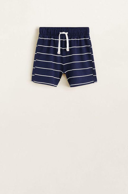 Mango Kids - Pijama copii Repeat 110-164 cm 100% Bumbac