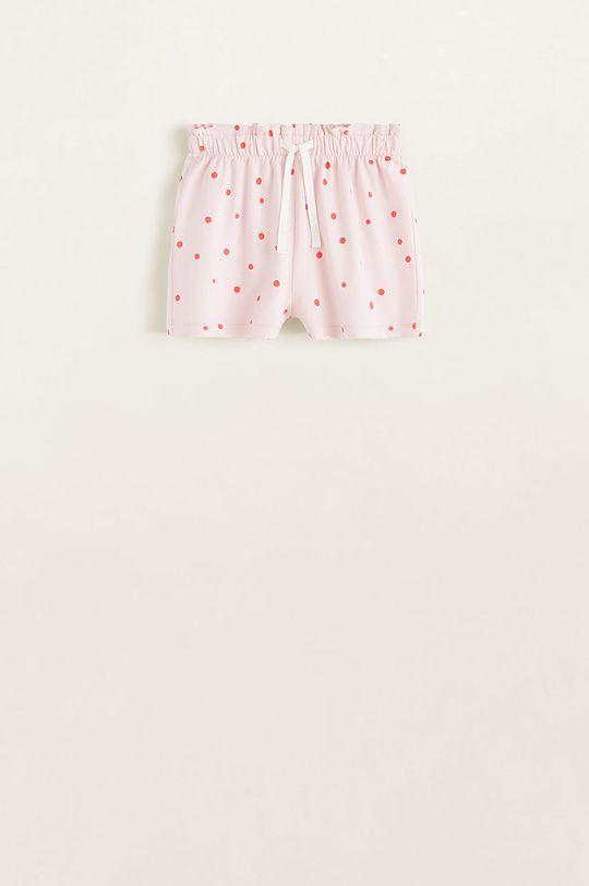 Mango Kids - Pijama copii Yummy 110-164 cm 100% Bumbac