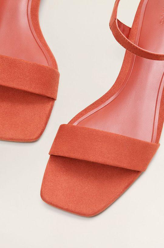 Mango - Sandale Leto De femei