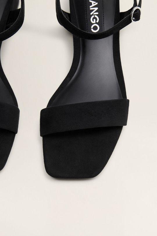 negru Mango - Sandale Leto