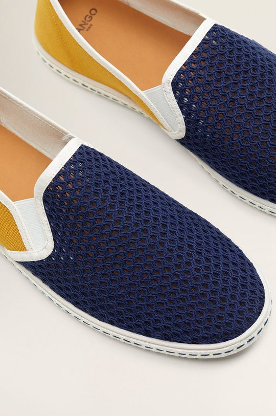 albastru Mango Man - Pantof Miami