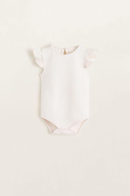 roz Mango Kids - Body copii Laia 62-80 cm De copii
