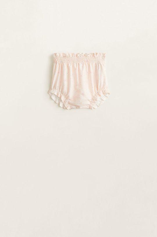 roz Mango Kids - Pantaloni scurti copii Star 62-80 cm De copii