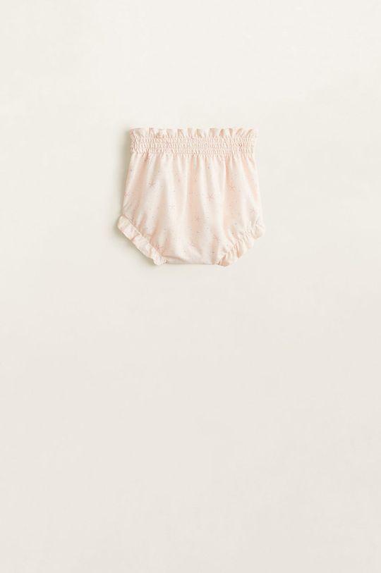 Mango Kids - Pantaloni scurti copii Star 62-80 cm De copii