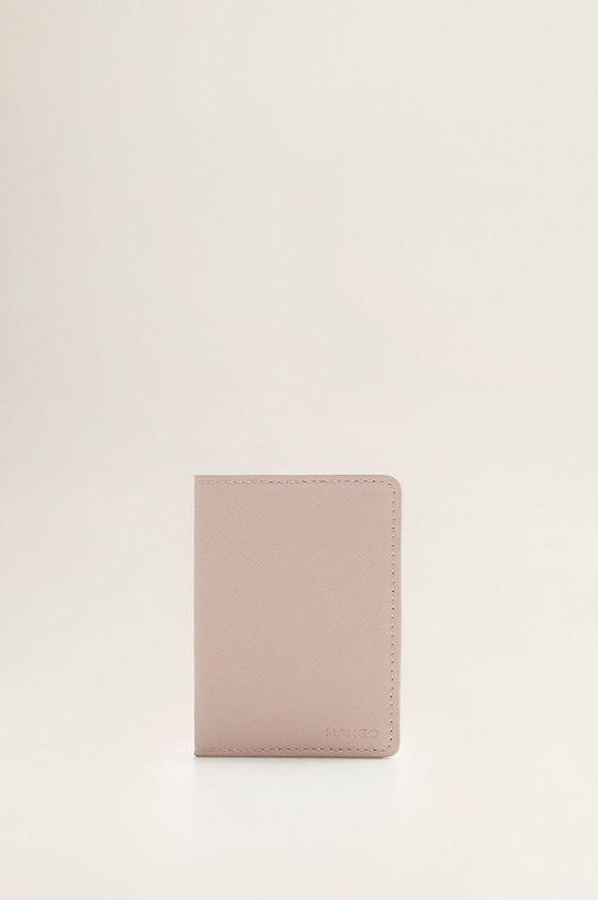 roz pastelat Mango – Card holder Lole De femei