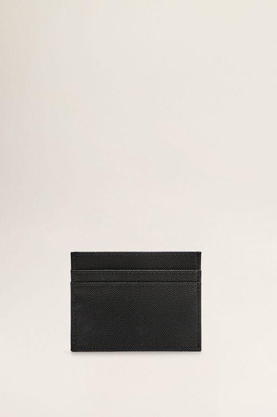negru Mango Man - Card holder De bărbați