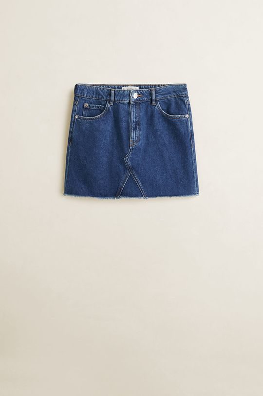 Mango - Fusta jeans Musthave