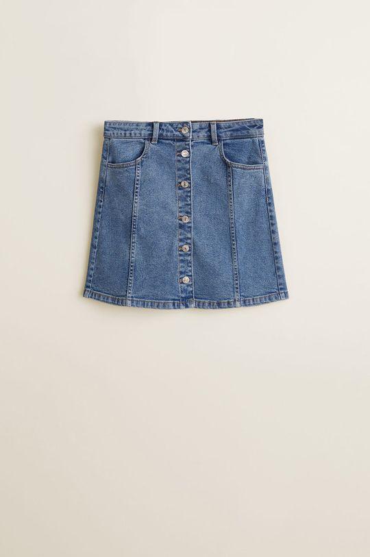 Mango - Fusta jeans Vicky