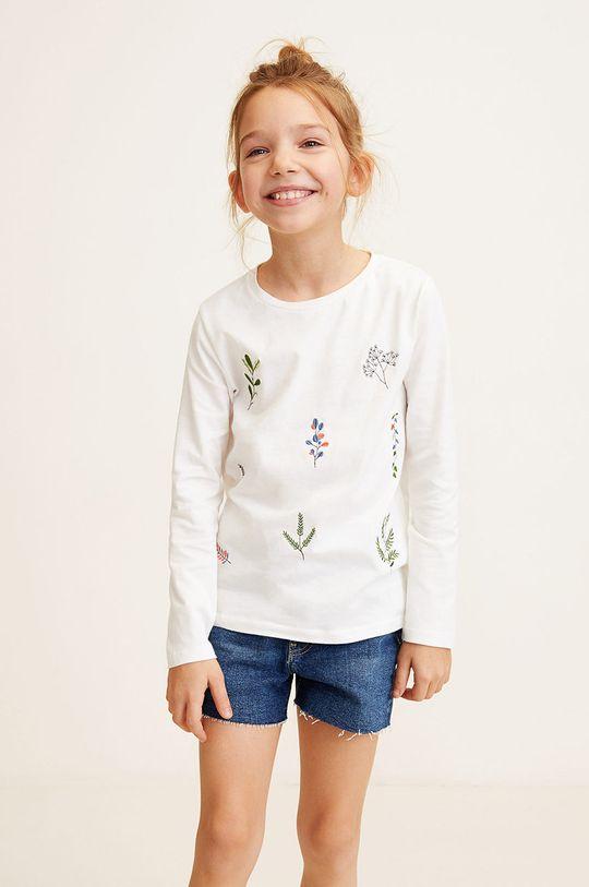 albastru Mango Kids - Pantaloni scurti copii Isabel 104-164 cm De fete