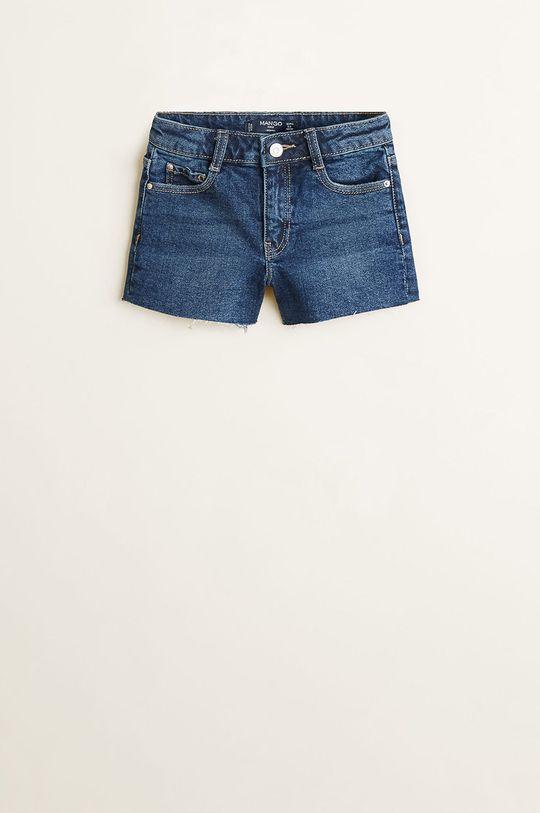 albastru Mango Kids - Pantaloni scurti copii Isabel 104-164 cm