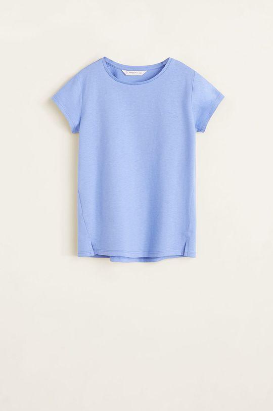 albastru pal Mango Kids - Top copii Baseg4 104-164 cm