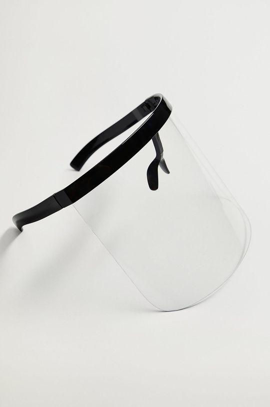 czarny Mango - Okulary SCREEN Damski