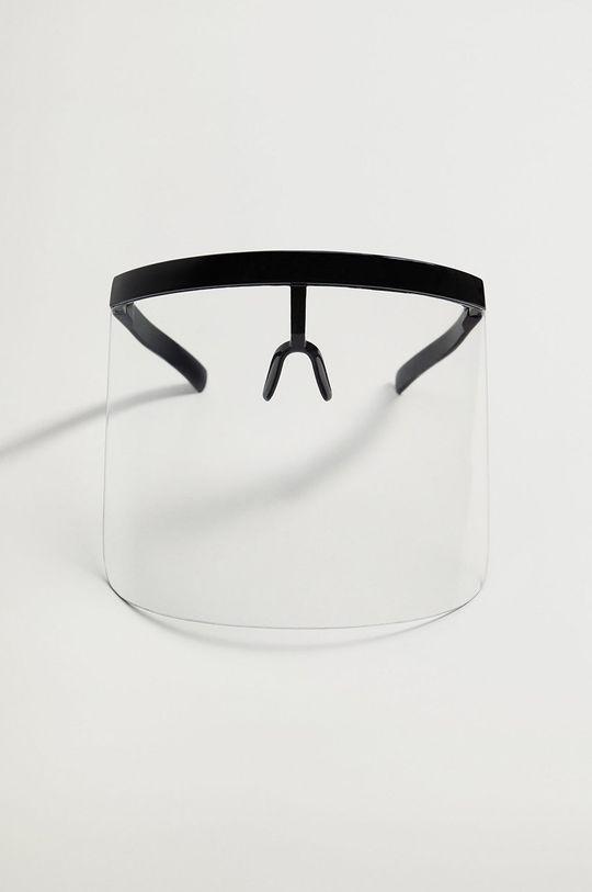 Mango - Okulary SCREEN czarny
