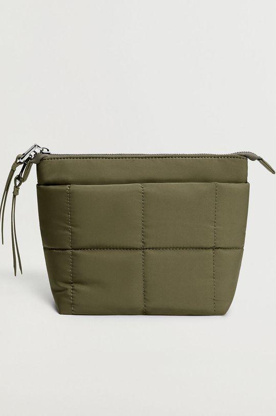 světle zelená Mango - Kosmetická taška PILLOW Dámský