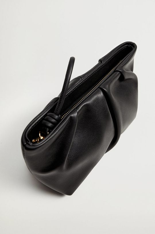 Mango - Kosmetická taška CASCAIS černá