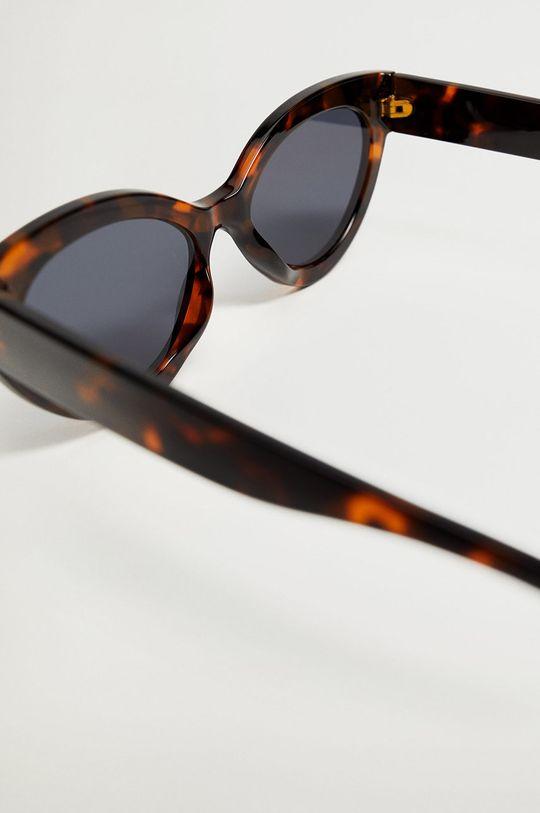 brązowy Mango - Okulary BOSCO
