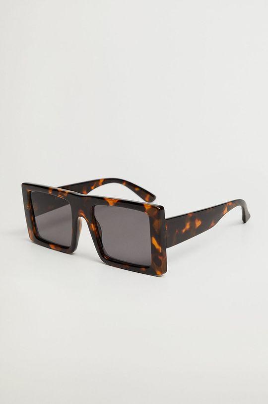 brązowy Mango - Okulary CLAUDIO Damski