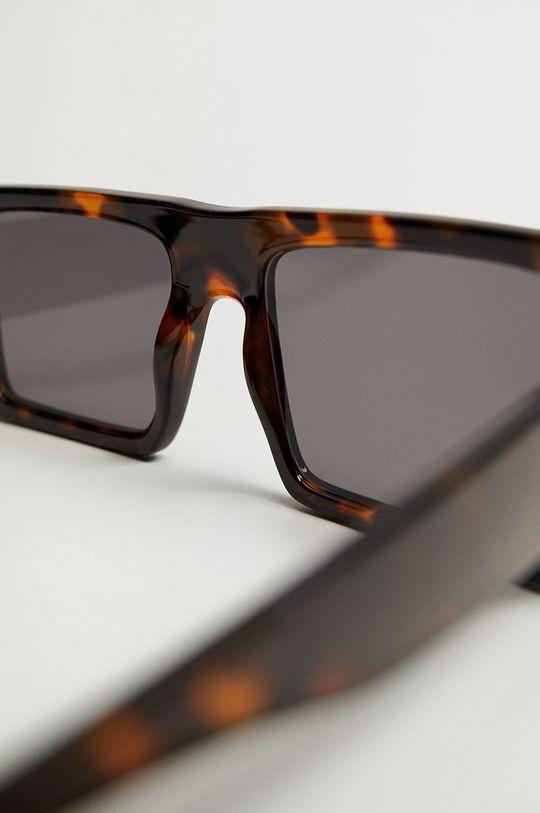 brązowy Mango - Okulary CLAUDIO