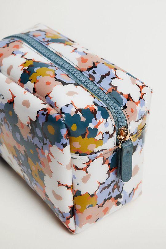 Mango - Kozmetická taška SPRING ružová