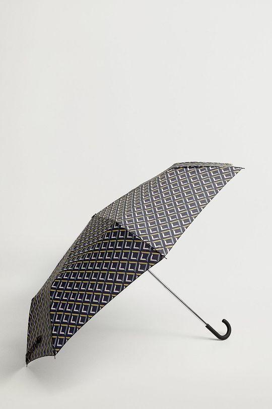 modrá Mango - Deštník GEO Dámský