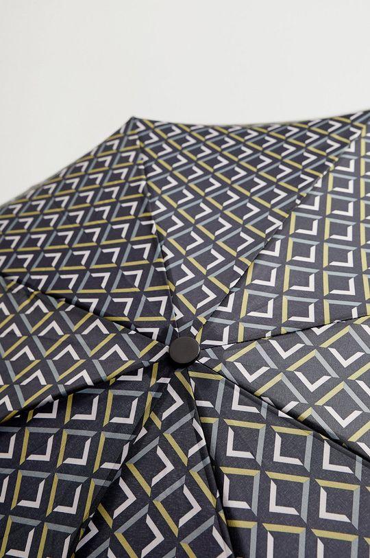Mango - Deštník GEO  100% Polyester Jiné materiály: 100% Plast