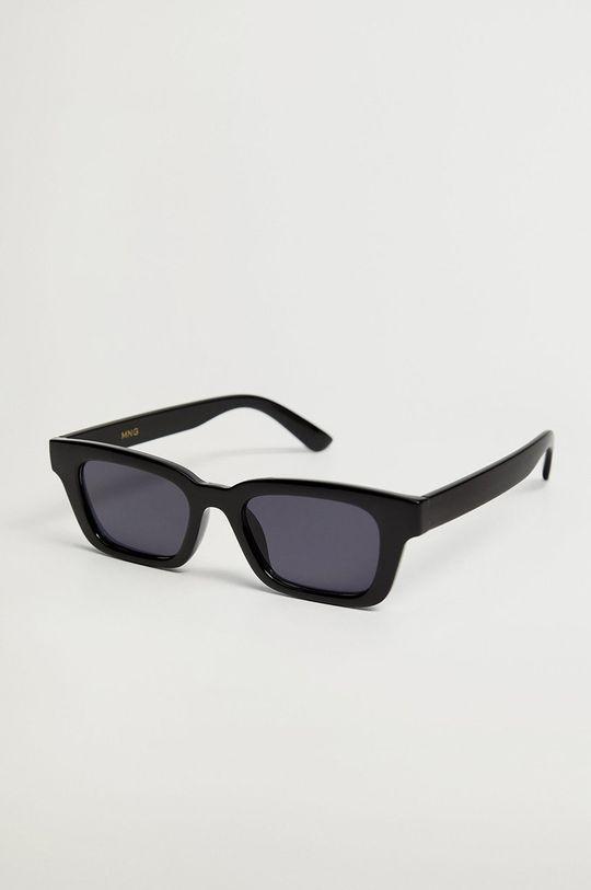 czarny Mango - Okulary SILVIE Damski