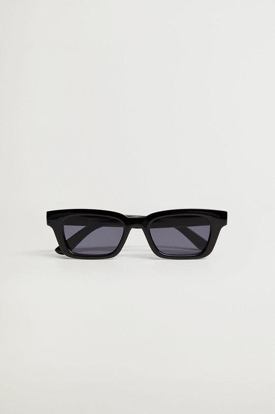 Mango - Okulary SILVIE czarny