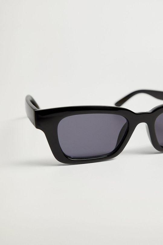 czarny Mango - Okulary SILVIE