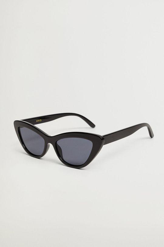 czarny Mango - Okulary Siena Damski