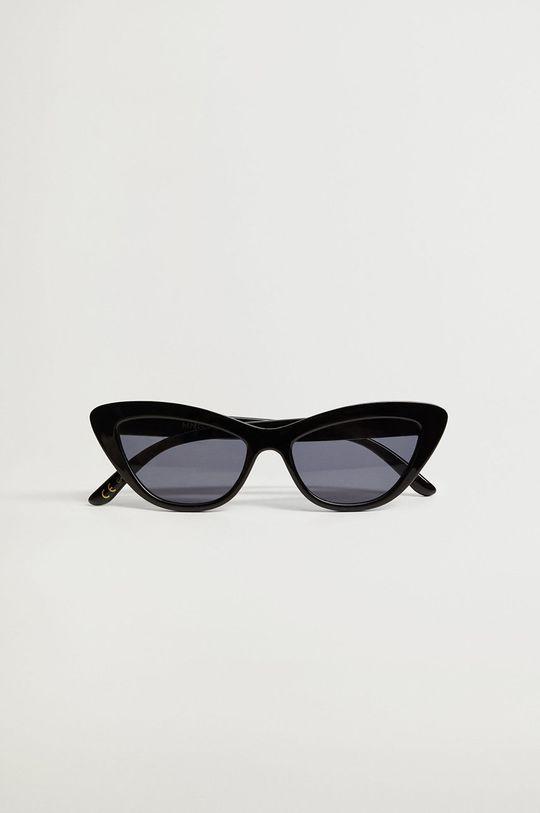 Mango - Okulary Siena czarny