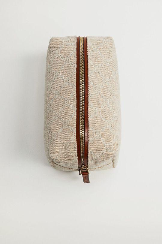 bílá Mango - Kosmetická taška LINK