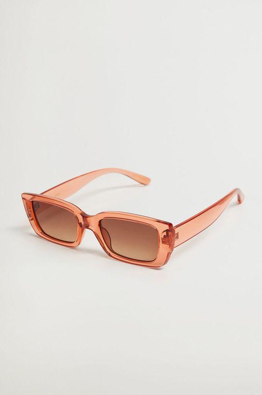 piaskowy Mango - Okulary NEREA1 Damski