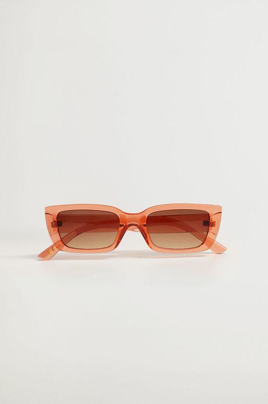 Mango - Okulary NEREA1 piaskowy