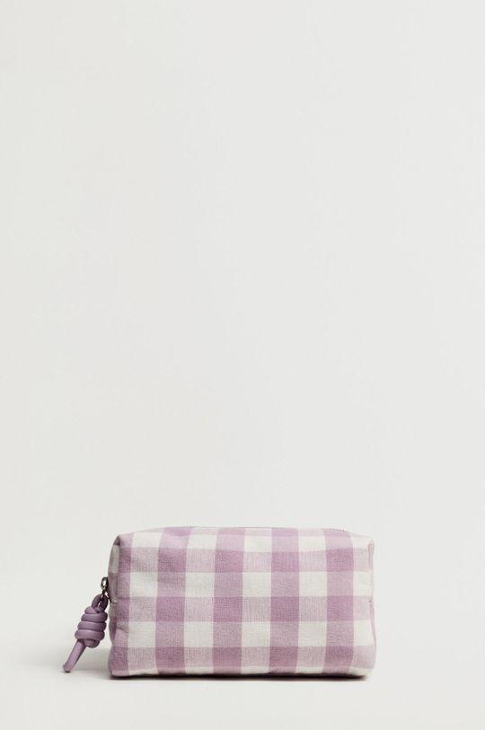 purpurová Mango - Kosmetická taška TAIWAN Dámský