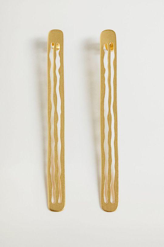 золотий Mango - Сережки Hades Жіночий