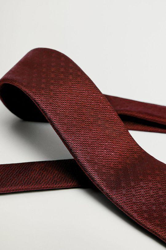 Mango Man - Krawat BASIC7 Podszewka: 100 % Poliester, Materiał zasadniczy: 100 % Poliester