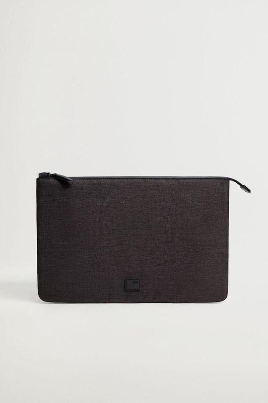 negru Mango Man - Husa laptop COMPU1 De bărbați
