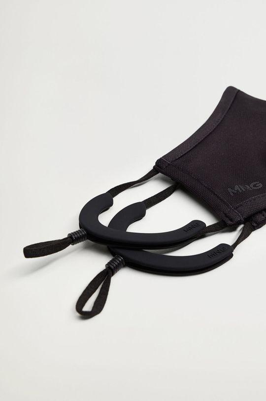 Mango Man - Silikonowe ochraniacze na uszy od maseczki SILICONE Materiał syntetyczny